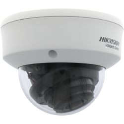 HIKVISION minidome 4 in 1 (cvi, tvi, ahd and analog) camera of 2 megapixels and optical zoom lens