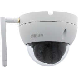 DAHUA minidome ip camera of 3 megapíxeles and fix lens