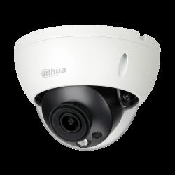 DAHUA minidome ip camera of 8 megapíxeles and fix lens