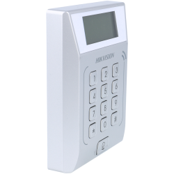 Access control indoor with card reader and keyboard type mifare 13.56mhz