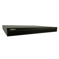DAHUA ip recorder of 24 channel and 12 mpx resolution with 24 PoE ports