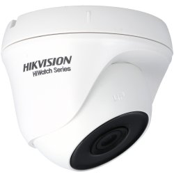 HIKVISION minidome 4 in 1 (cvi, tvi, ahd and analog) camera of 1 megapíxel and fix lens