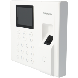 time and attendance control indoor with card, keyboard and fingerprint type mifare 13.56mhz