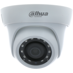 DAHUA minidome hd-cvi camera of 2 megapixels and fix lens