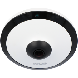 DAHUA fisheye ip camera of 5 megapixels and fix lens