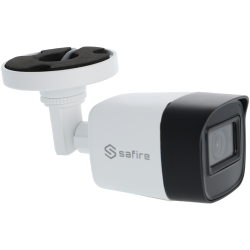 SAFIRE bullet 4 in 1 (cvi, tvi, ahd and analog) camera of 5 megapixels and fix lens