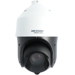 HIKVISION ptz 4 in 1 (cvi, tvi, ahd and analog) camera of 2 megapixels and optical zoom lens