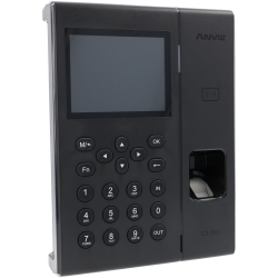 access control and presence indoor with card, keyboard and fingerprint type mifare 13.56mhz