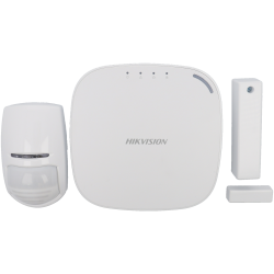 HIKVISION PRO  panel with  on-board zones