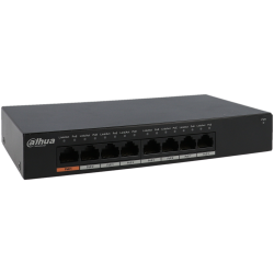 ports switch with 8 PoE ports