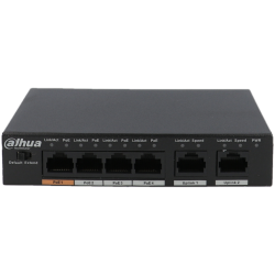 ports switch with  PoE ports