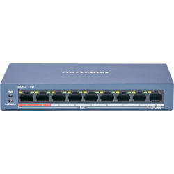 HIKVISION PRO  ports switch with  PoE ports