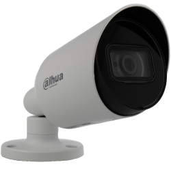 DAHUA bullet hd-cvi camera of 2 megapixels and fix lens