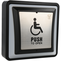 Door opening button