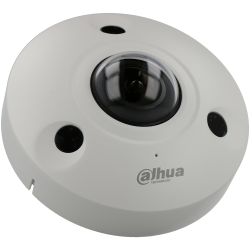 DAHUA fisheye ip camera of 12 megapíxeles and fix lens