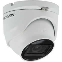 HIKVISION PRO minidome 4 in 1 (cvi, tvi, ahd and analog) camera of 8 megapíxeles and fix lens