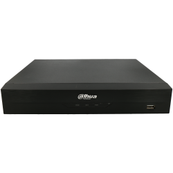 DAHUA ip recorder of 16 channel and 12 mpx resolution