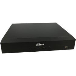 DAHUA ip recorder of 8 channel and 12 mpx resolution