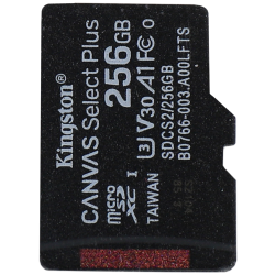Sd card KINGSTON 256 gb