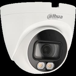 DAHUA minidome ip camera of 4 megapixels and fix lens