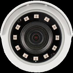 HIKVISION PRO bullet 4 in 1 (cvi, tvi, ahd and analog) camera of 2 megapixels and fix lens