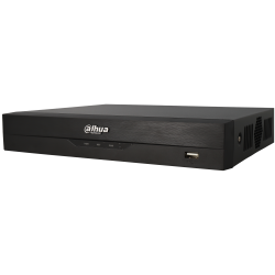 DAHUA 5 in 1 (hd-cvi, hd-tvi, ahd, analog and ip) recorder of 4 channel and 1 mpx maximum resolution