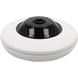 HIKVISION fisheye ip camera of 5 megapixels and fix lens