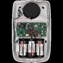 Outdoor wireless PARADOX siren