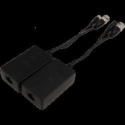 DAHUA video / power supply passive balun 2 unit